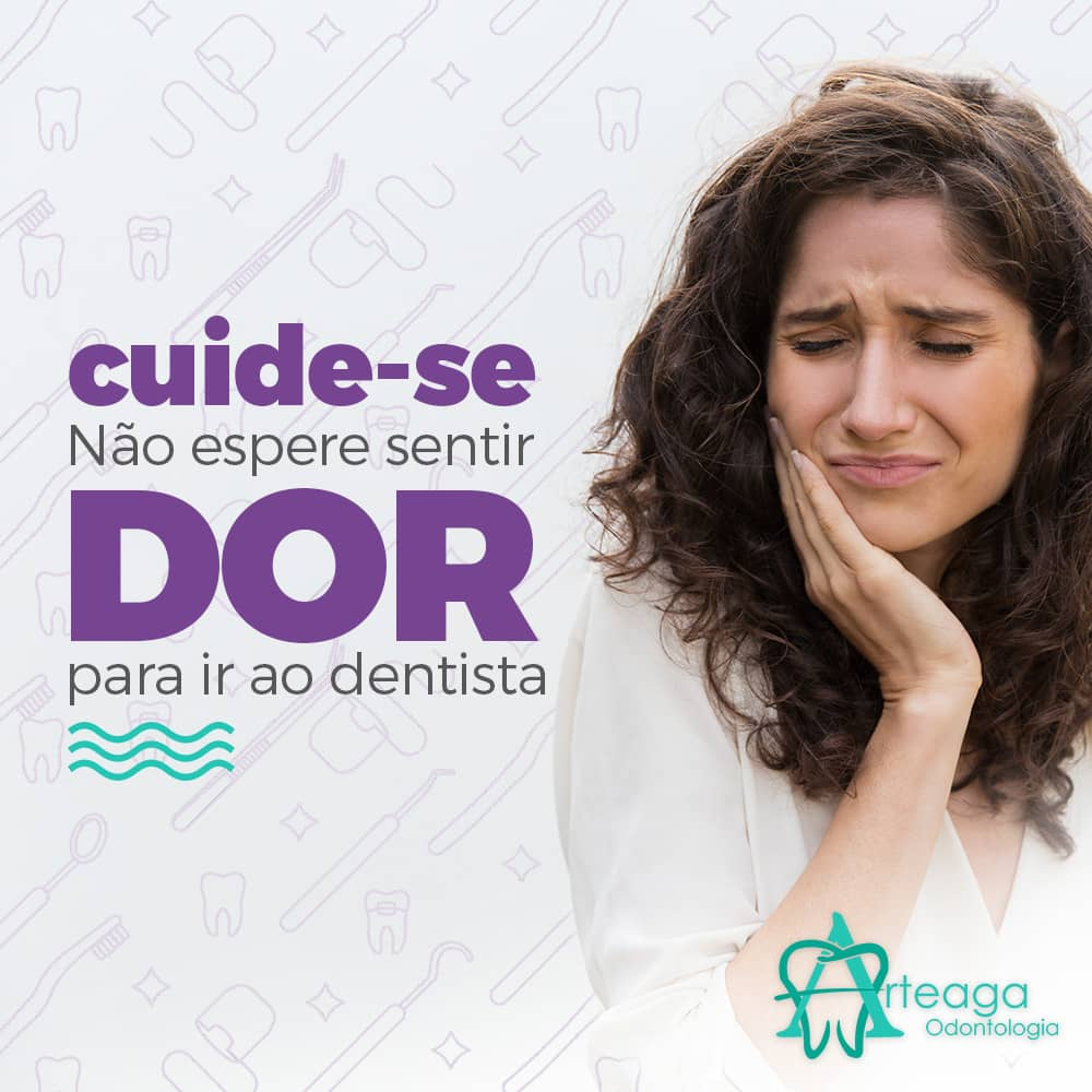 Visite Seu Dentista Regularmente!